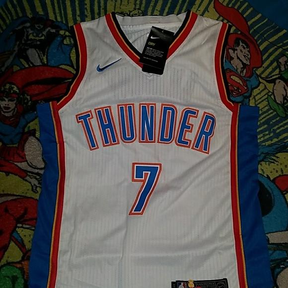 43e96a8a2a93 Carmelo Anthony OKC Thunder Jersey SIZE SMALL
